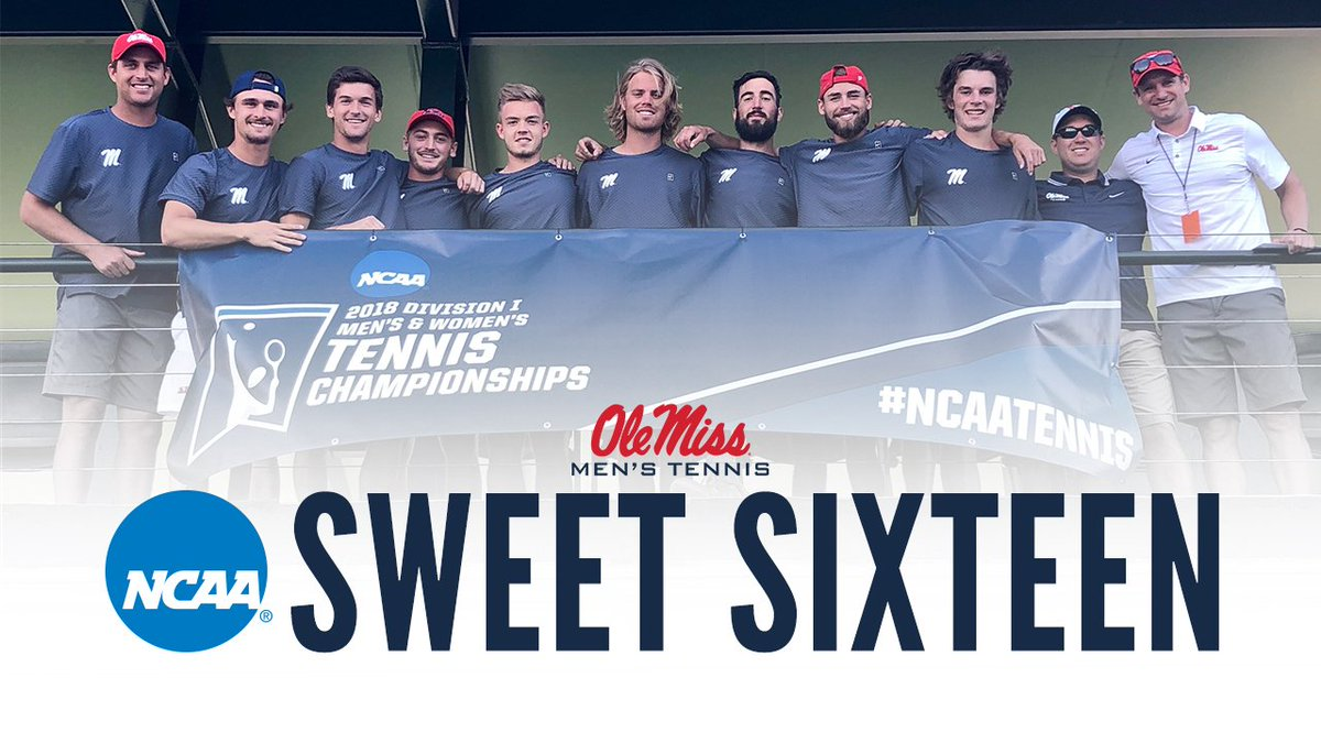 Ole Miss Men's Tennis's photo on The NCAA