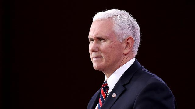 Pence to be greeted by 'Big Gay Dance Party' outside his Ohio hotel https://t.co/qVq05IHTys https://t.co/KhLsFIAU9w