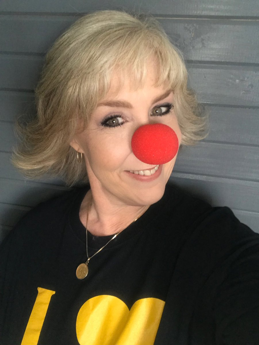 #RedNoseDay2018 Latest News Trends Updates Images - JanetPrang