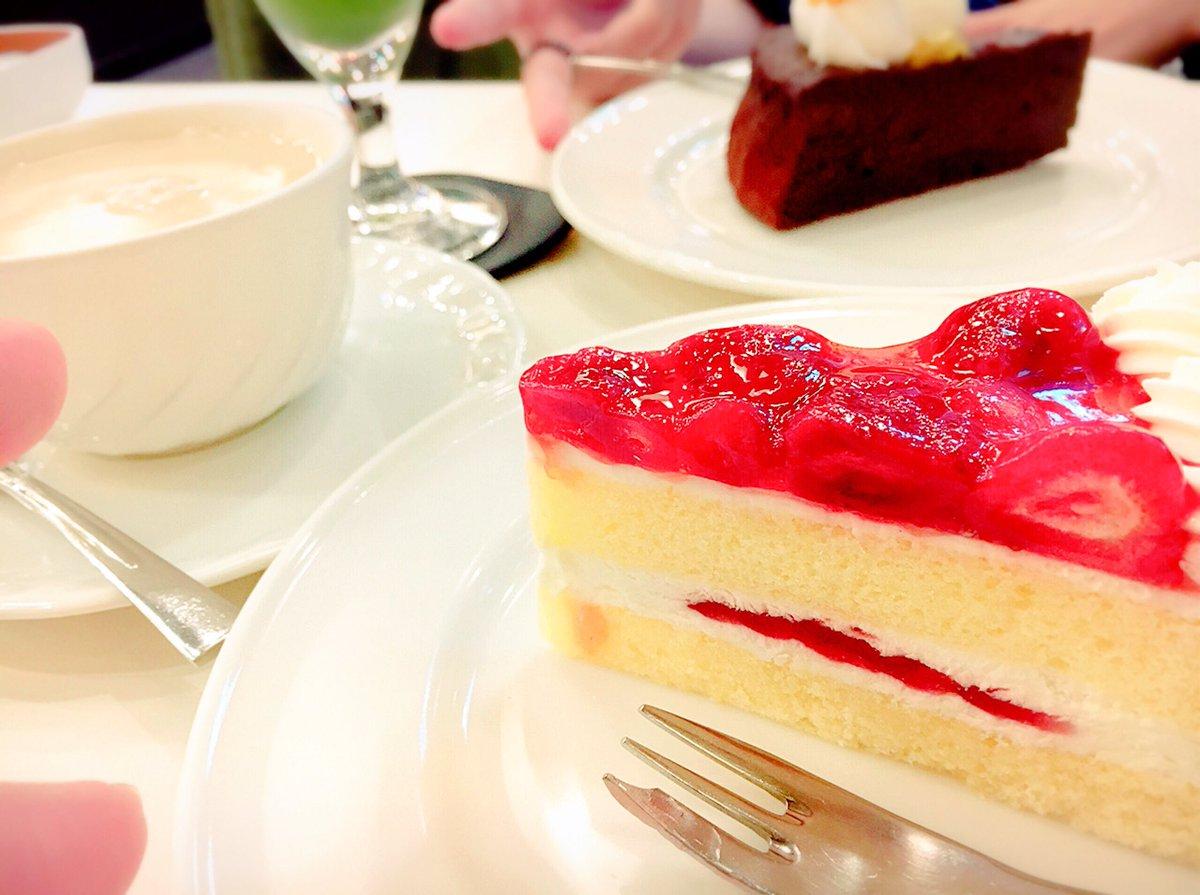 ケーキ ❤️