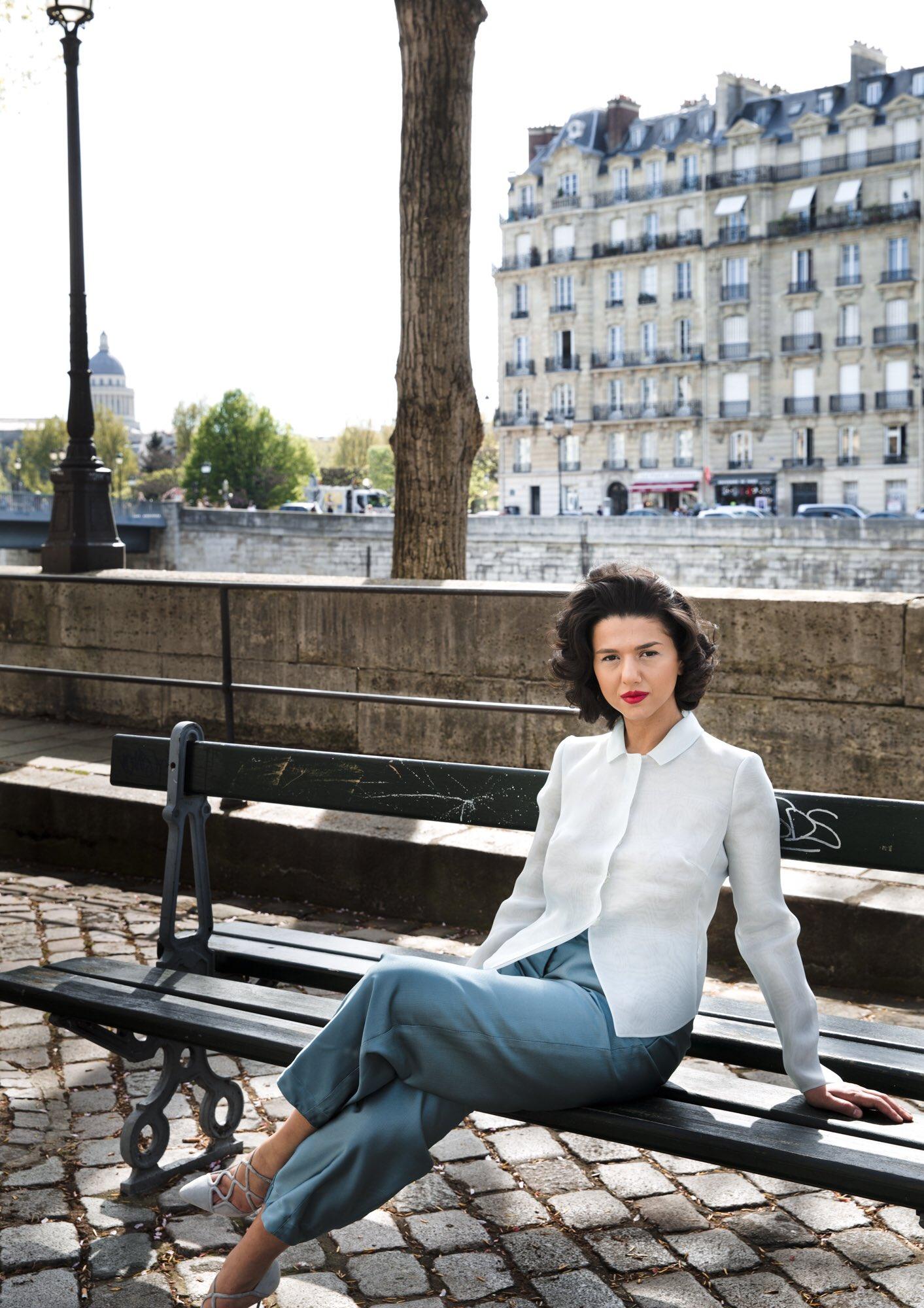 Reloaded twaddle – RT @BuniatishviliKh: Le concert de 23 Novembre à la philharmonie de Paris est dé...