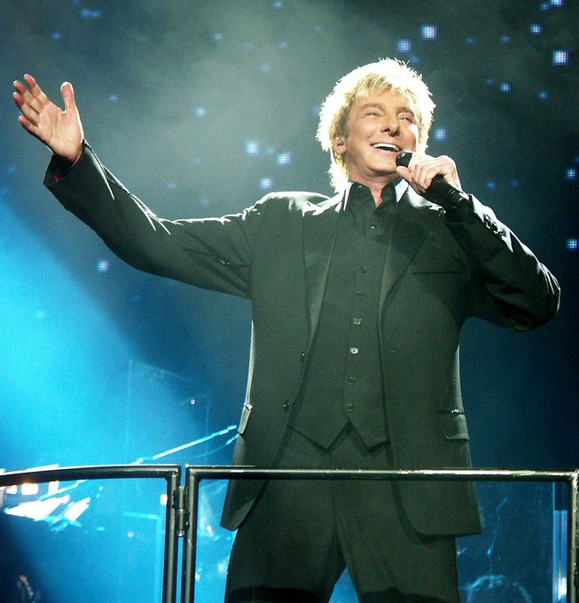 """Her name was Lola, she was a showgirl...\"" Happy Birthday Barry Manilow!"