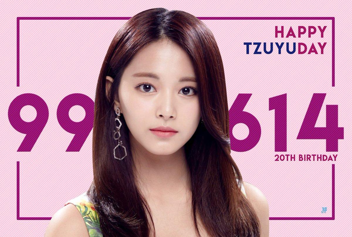 JYPnation's photo on #HappyTzuyuDay