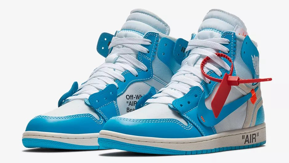 another chance to cop unc off white x air jordan 1s 240c5b12cb