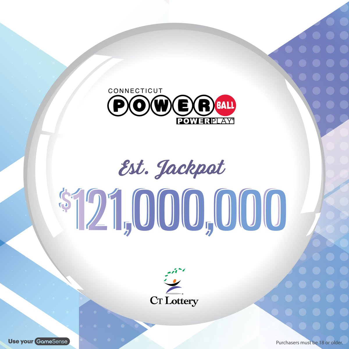 Ct Lottery On Twitter Grab Your Ticket For Tonight S Powerball