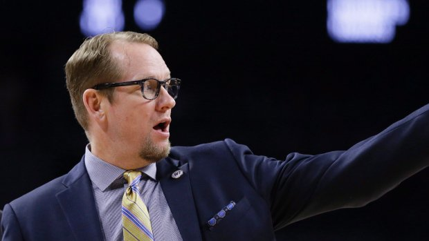 Why Masai Ujiri and the Toronto Raptors are betting on Nick Nurse as their next head coach: Photo