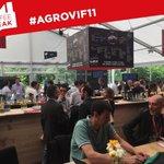 Image for the Tweet beginning: [AGROVIF] #AGROVIF11 c'est aussi des