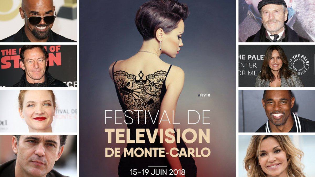 Le Festival de télévision de Monte-Carlo démarre vendredi, et on y sera #FTV18 >> https://t.co/FqMtOjkw0T https://t.co/rtxkM2ctxO