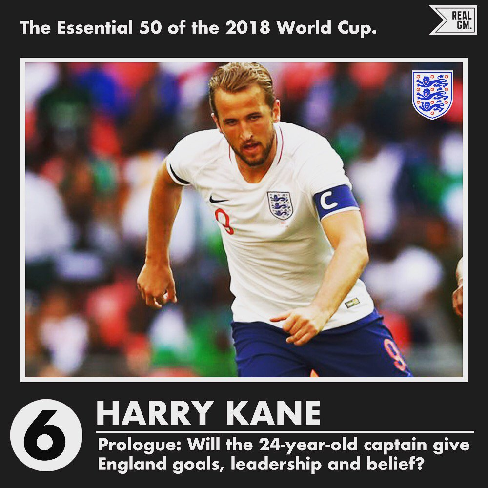The Essential 50 Of The 2018 World Cup (10 1) - RealGM ...