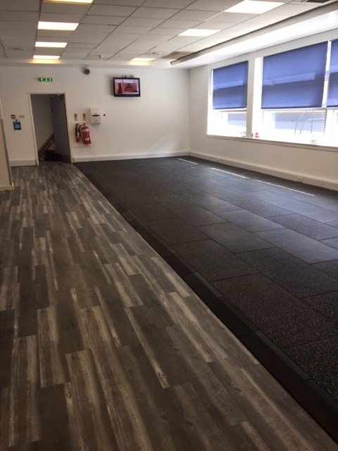 Decorative Flooring Services Glasgow On Twitter Recently