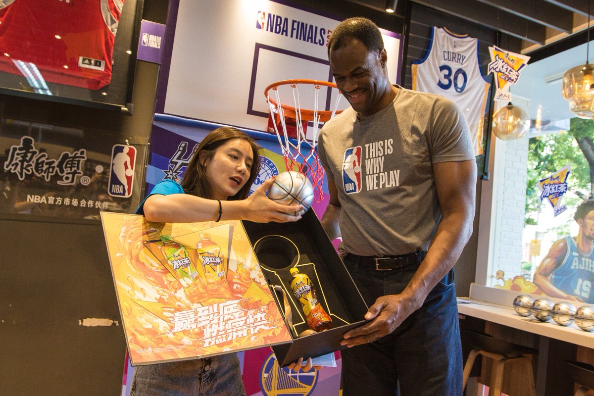 San Antonio ✈️ Shanghai @DavidtheAdmiral recently completed a 9️⃣ day trip to China to help promote and grow the game of basketball #ThisIsWhyWePlay More: gospu.rs/2yadWSk