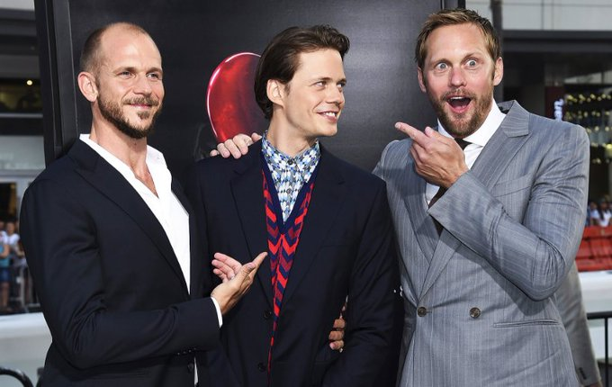 Let\s wish Stellan Skarsgard a happy birthday by DO DUMP OR MARRYING his three sons!
