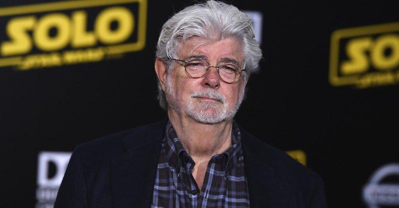 Naboo News's photo on George Lucas