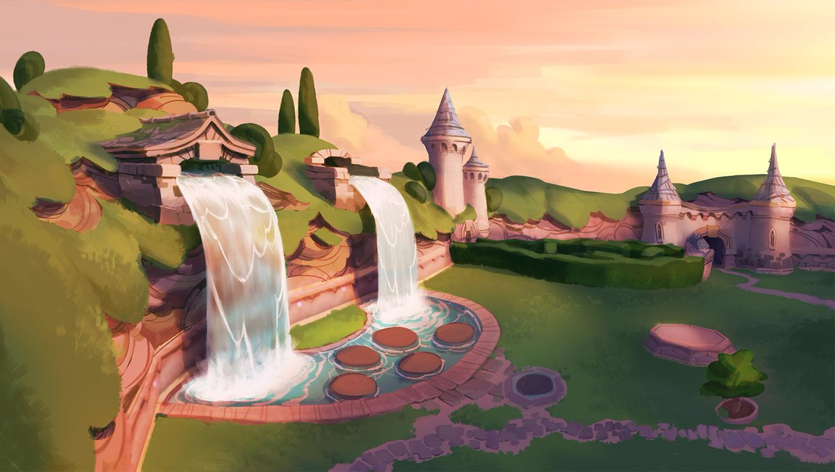 This Spyro Reignited Trilogy artwork is genuinely beautiful. Blown away. Cant wait to see all of these in a big book (hopefully!) #Spyro