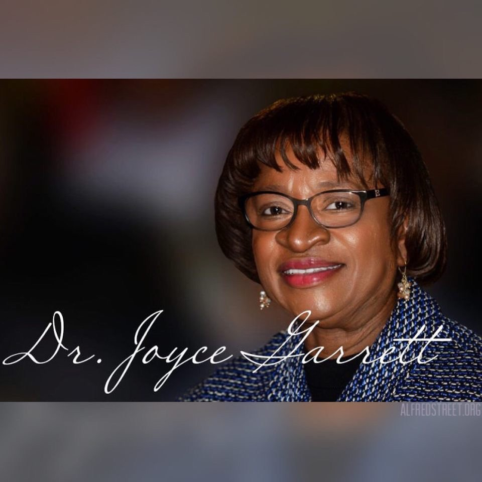In honor of Black Music Month, #AlfredStreet would like to salute our very own Music Director, Dr. Joyce Garrett. #musicexcellence #wcw   http://www. alfredstreet.org     #ASBC #VA #blackmusicmonth #gospelmusic #gospel #music #AfricanAmericanMusicAppreciationMonth : Lois Kebe<br>http://pic.twitter.com/WdqzALcAdS