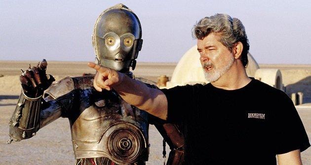 Hobby Consolas's photo on George Lucas