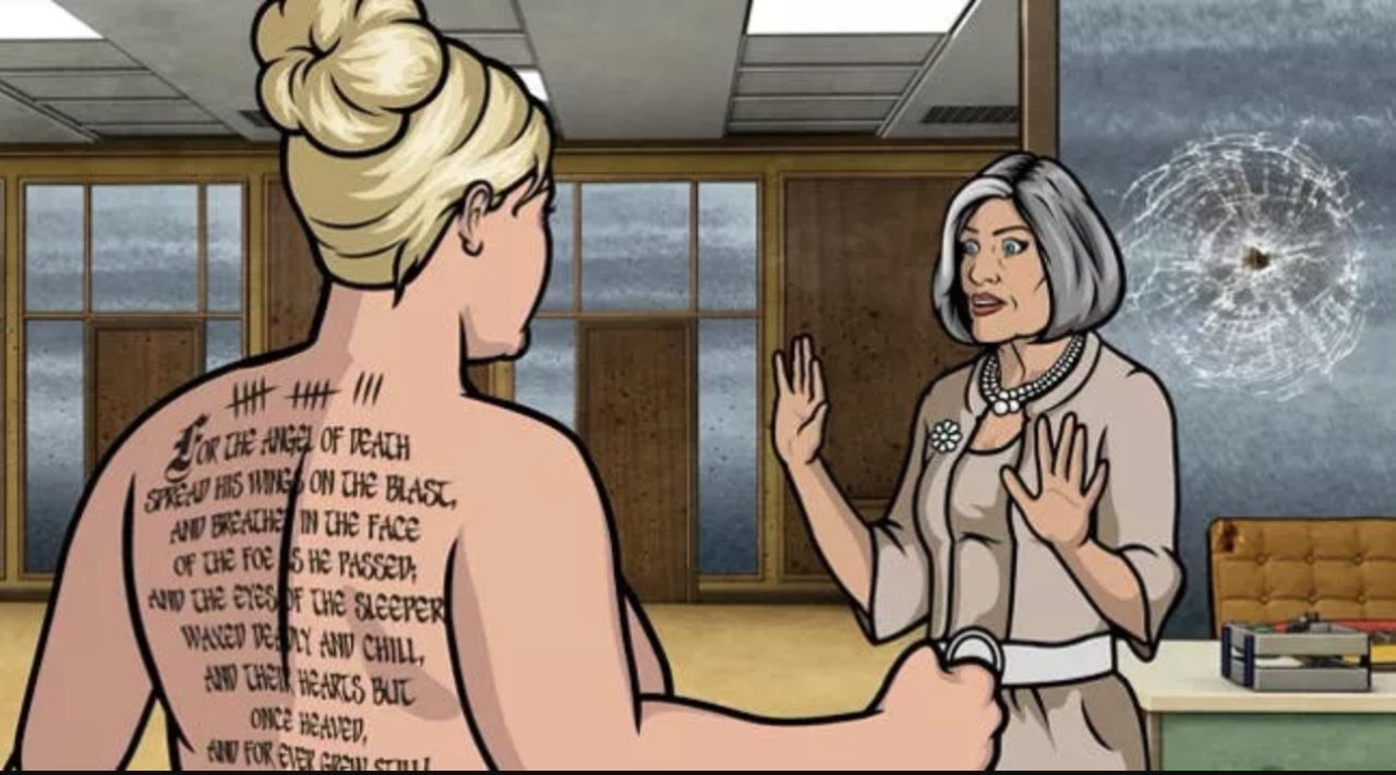 Digging into 9 obscure #Archer references you probably missed https://t.co/LcSqjoJf4U #TheDanCave https://t.co/l7SgZ2pGAQ