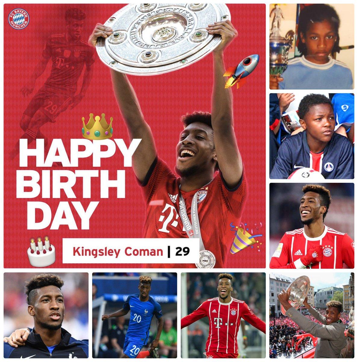 B-more Bayern's photo on #Coman