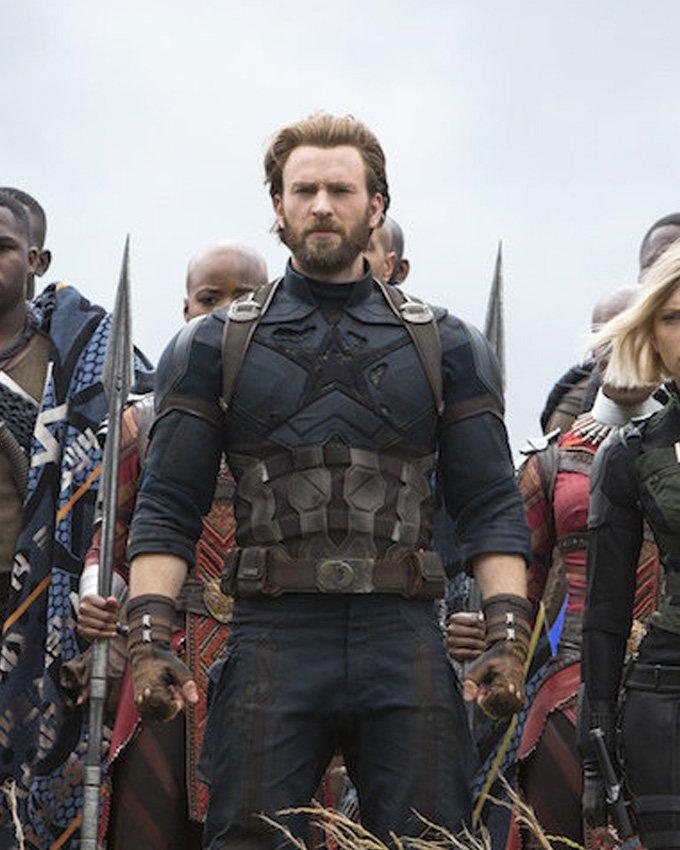 Hoy cumple 37 años Chris Evans. Happy Birthday Captain America!
