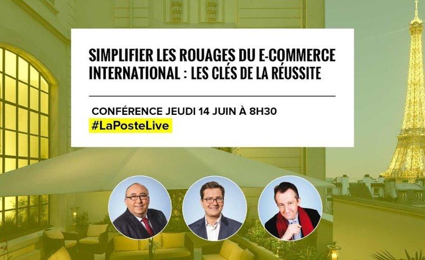 Conference Simplifier Les Rouages Du E Commerce International C