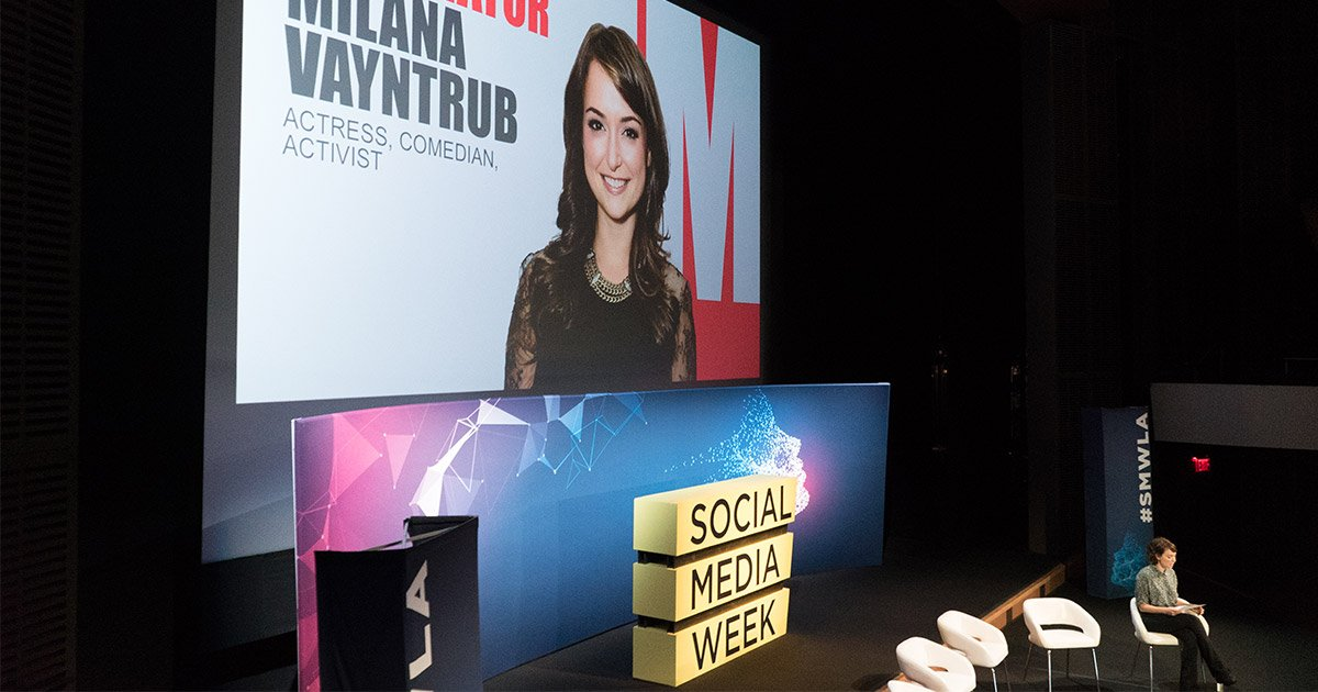 Now Is The Time For Influencers To Harness Their Platform For Good https://t.co/J0CchIporx #SMWLA https://t.co/hAlk7elcww