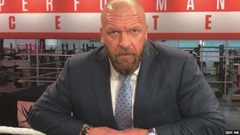 We Recruit Wrestlers's photo on Triple H