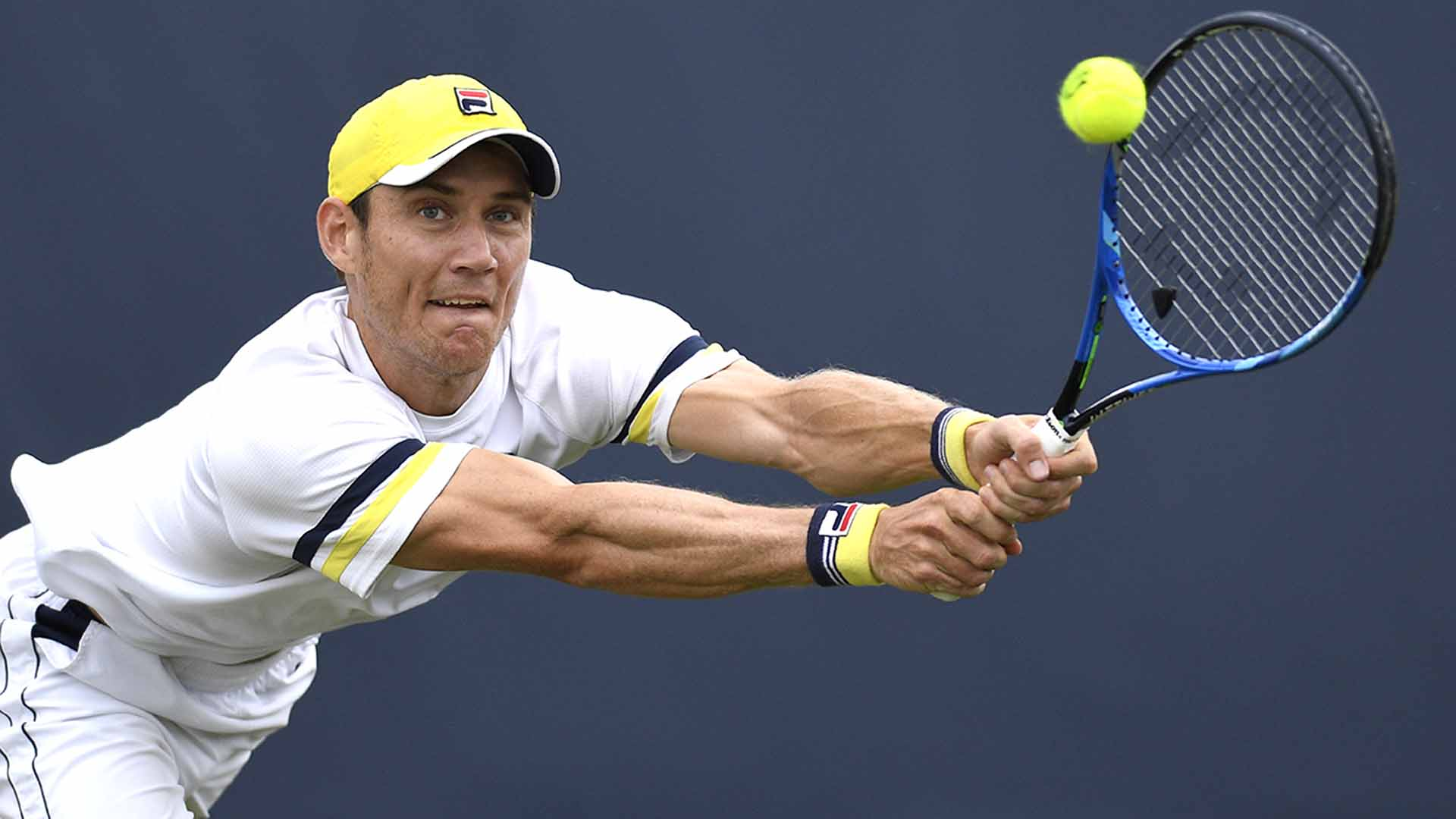 ���� Matthew Ebden stuns defending champion Gilles Muller at the @LibemaOpen.  Read More ▶️ https://t.co/PQJIioLU6N https://t.co/Z5P8Pc6u0P