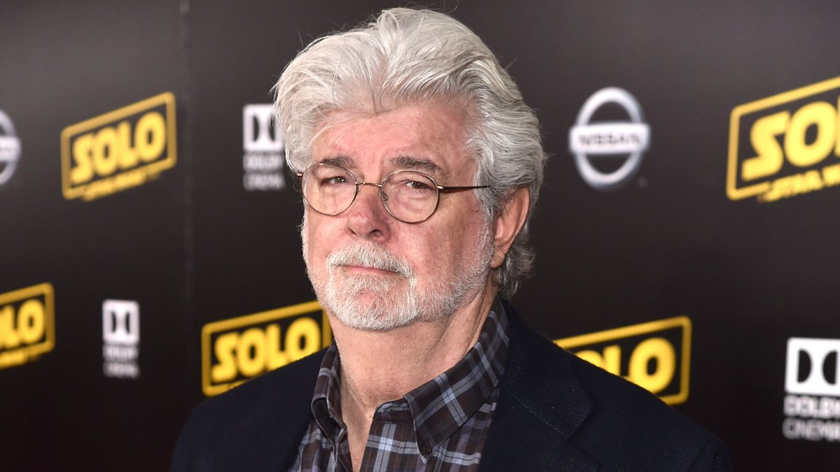 The A.V. Club's photo on George Lucas