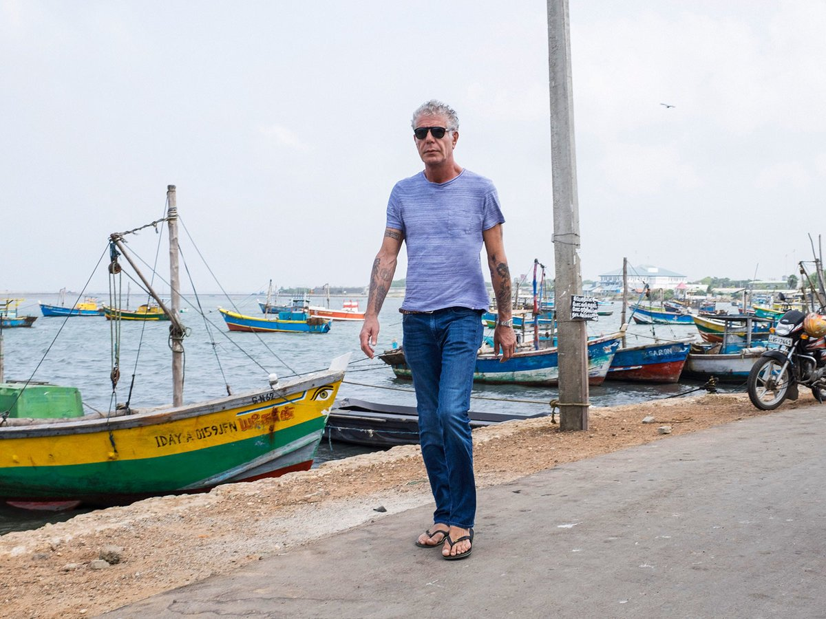 Anthony Bourdain's 'Parts Unkown' will remain on Netflix indefinitely: https://t.co/86b7G1SIKm