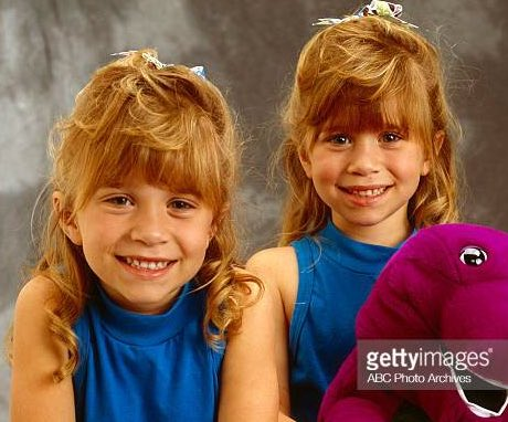 Happy birthday to this cuties, mary-kate and ashley olsen