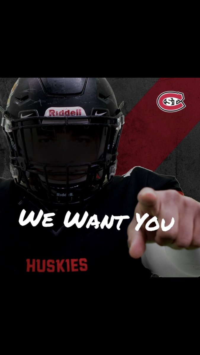 Very thankful to have received an offer from St. Cloud State University.  Thank you @CYMuss