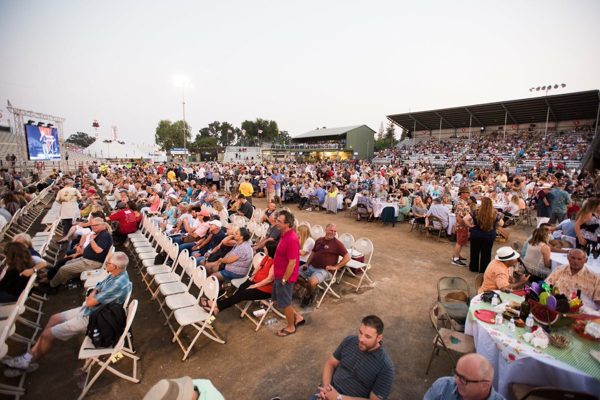 Paso Robles Mid State Fair 2020.California Mid State Fair On Twitter Tickets For An