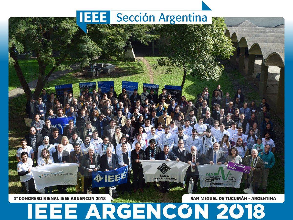 Envío de Trabajos | IEEE ARGENCON