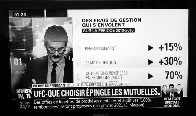 #MutCongrès Les frais de communication s'envolent pour faire connaître les mutuelles aux entreprises ! Photo