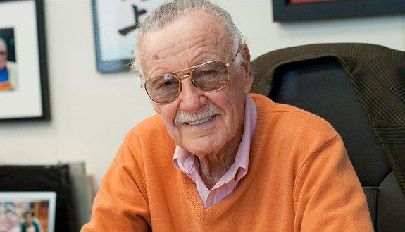 Newsarama's photo on Stan Lee