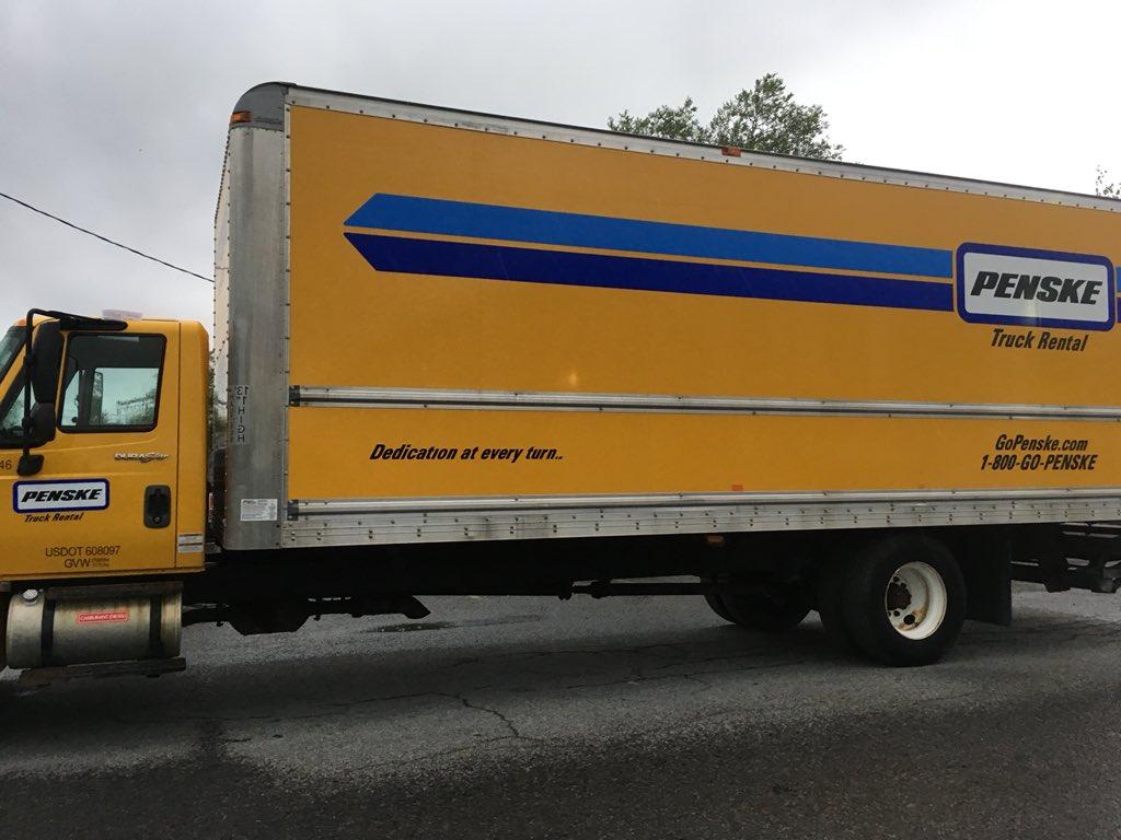 Penske Truck Rental On Twitter Rt Hwfottawa Picked Up