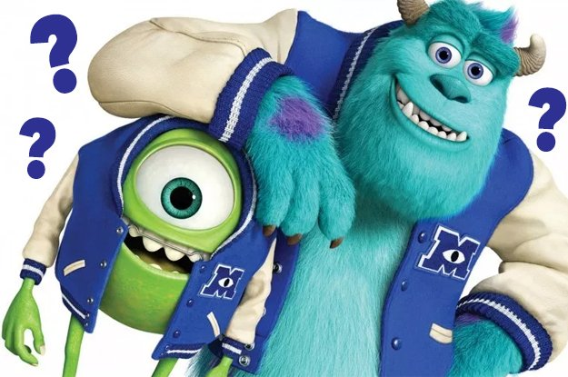 are you more like mike wazowski or sully from monster s inc