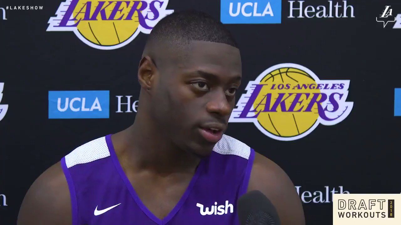 �� Rawle Alkins talks about the skills he brings to the next level and playing in the @pac12 with Lonzo and Kuz https://t.co/lx6jJj0UA6