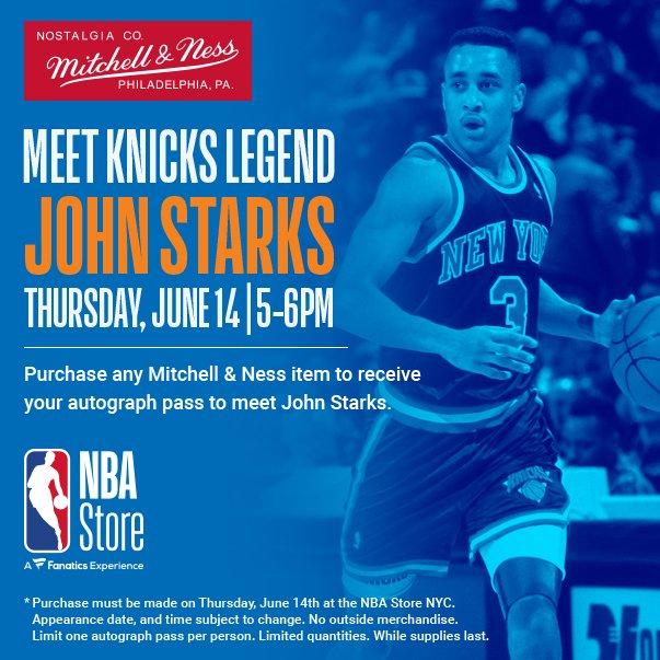 big sale aa09c ea8d2 John Starks on Twitter: