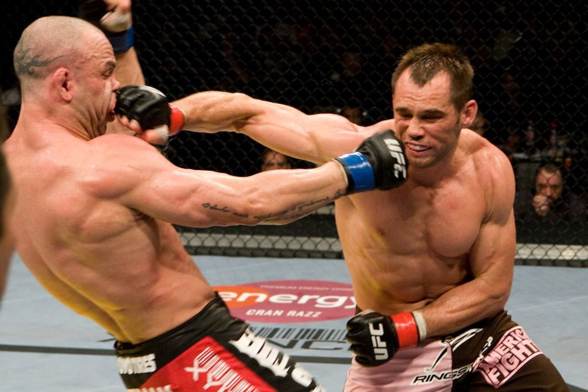 Jun13.2009 In a bout that earned fight of the night honors, Rich Franklin def. Wanderlei Silva by unanimous decision