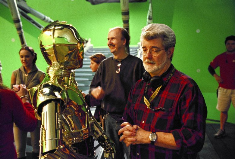 ThatsMyEntertainment's photo on George Lucas
