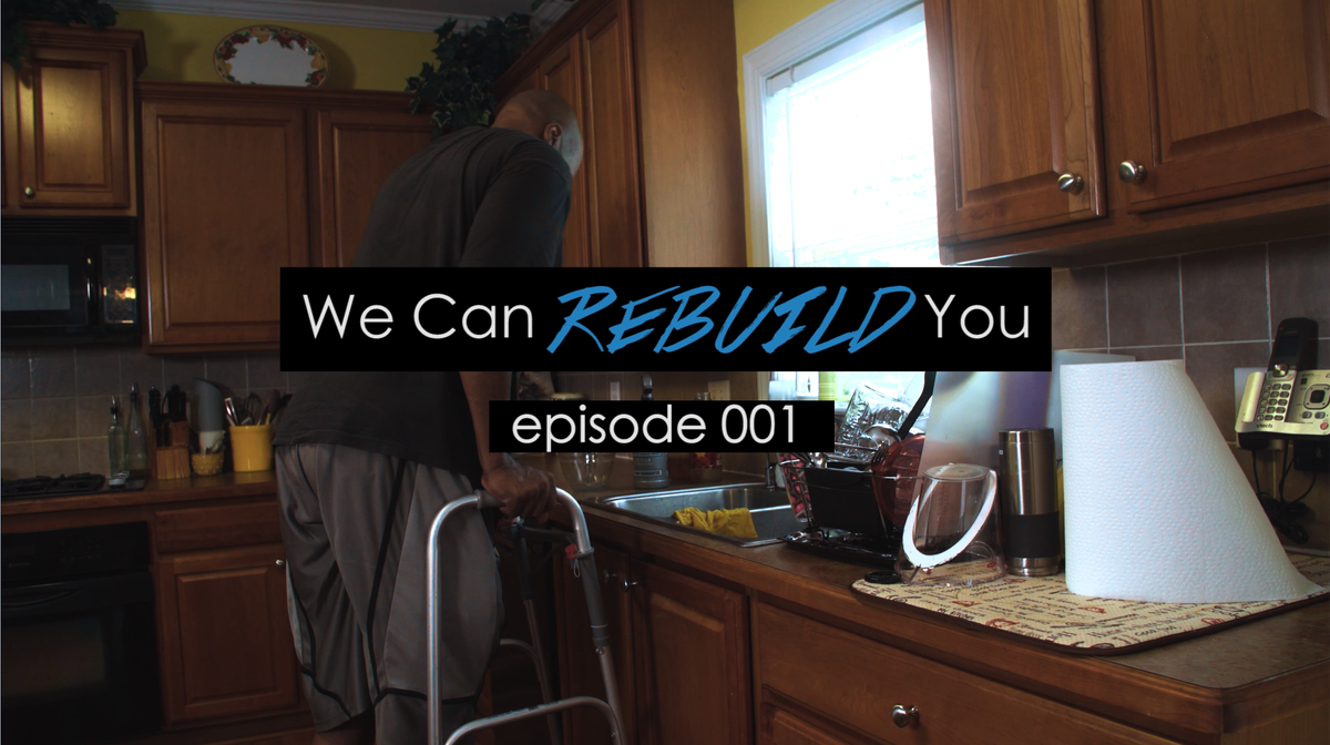 Tune in to the very first episode of our new series, We Can Rebuild You, where youll be able to follow real people on their quest to regain mobility. We dont know the outcome yet but we know that anything is possible. #WeCanRebuildYou facebook.com/DDPYOGA/videos…