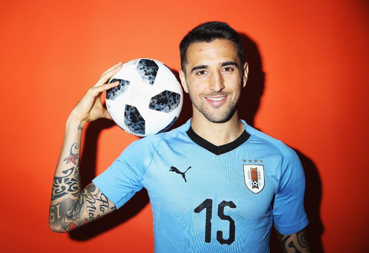 #VamosUruguay 1⃣5⃣🇺🇾💪🏼💪🏼💪🏼⚽ #worldcup https://t.co/np8ztbD9Ix