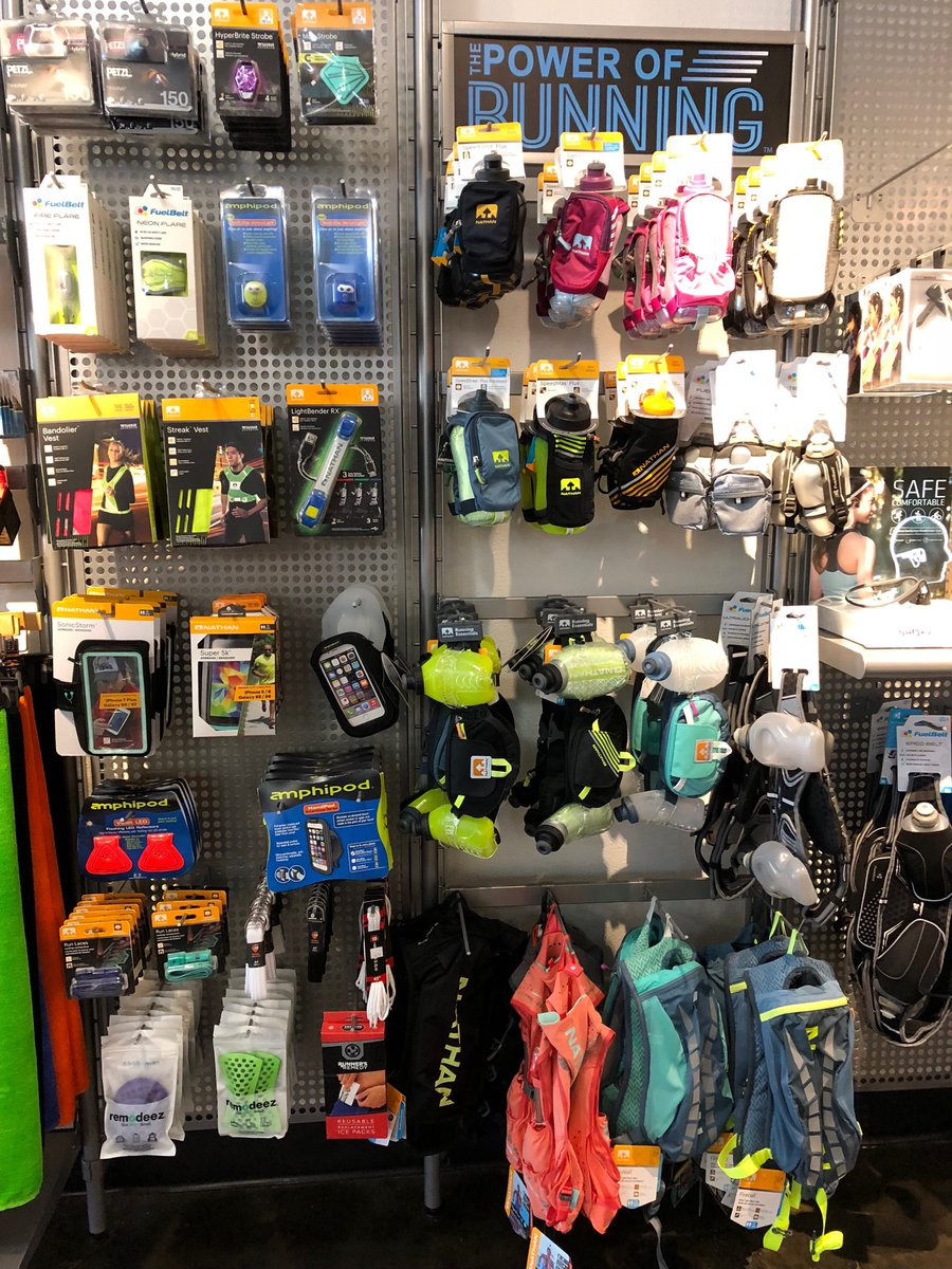 test Twitter Media - Fully stocked on handhelds, belts, and packs for summer! #hydration #fleetfeetral https://t.co/5pFg1gf2zI