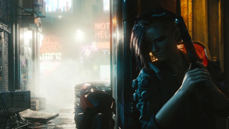 Cyberpunk 2077 is a violent, impressive blend of Deus Ex and The Witcher 3. https://t.co/v61wr1AlnA https://t.co/n0K4iwwNOr