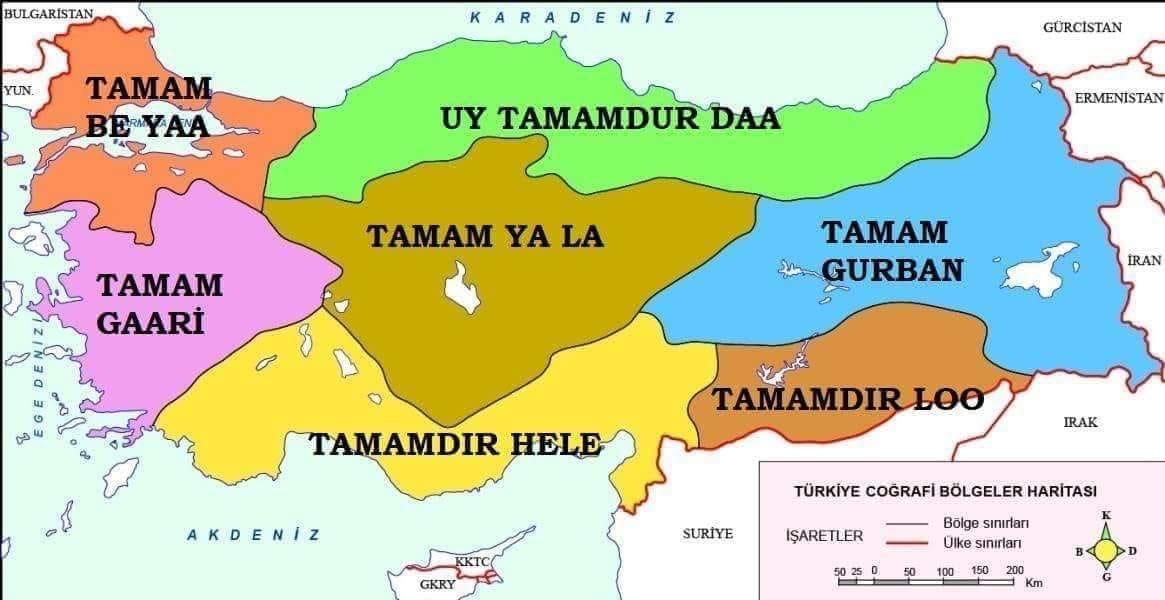 türkiye yerel şiveler haritası ile ilgili görsel sonucu