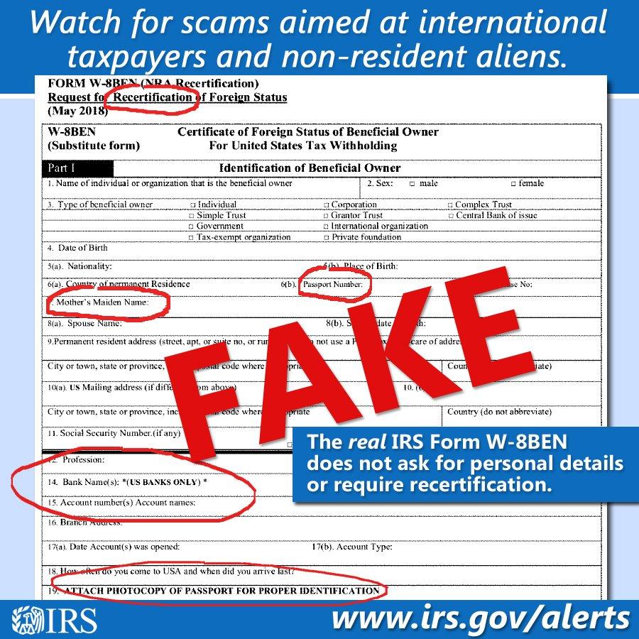 IRS on Twitter: \