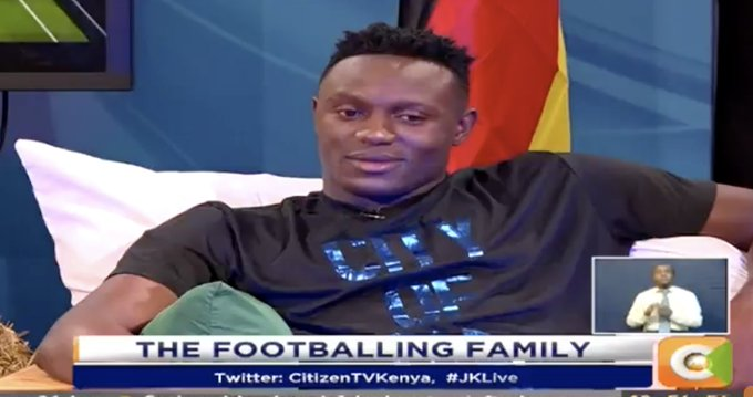 Victor Wanyama on racism: It is not that much now seeing as FIFA is getting strict on that. Hopefully it will come to an end #JKLive Photo