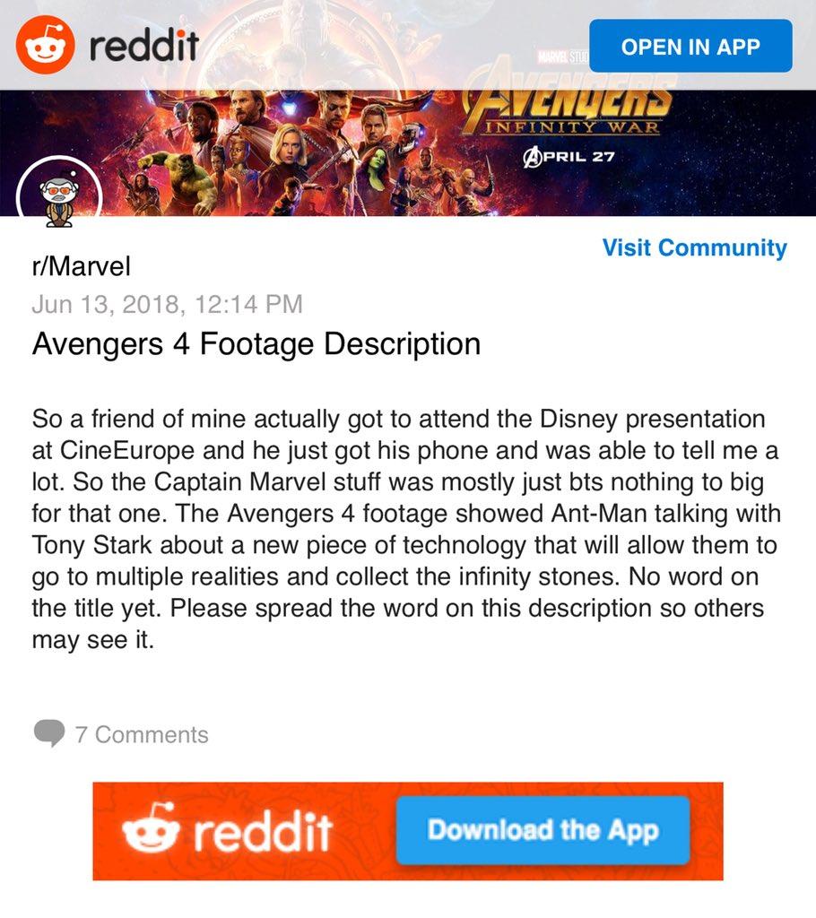 Franchise Marvel/Disney #3.2 - Page 17 DfmT8Q1XcAAMvP4