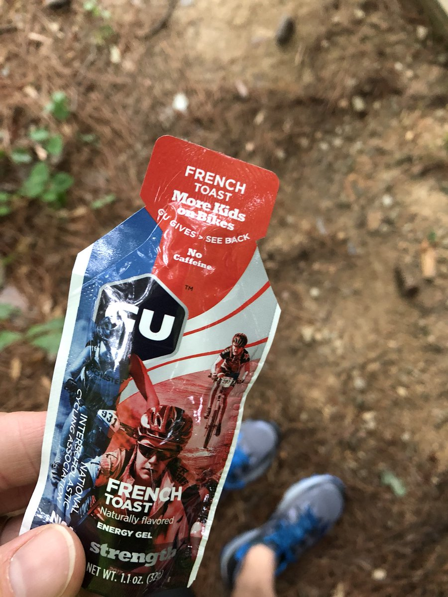 test Twitter Media - Got to try the latest from @GUEnergyLabs at last night's trail camp. So good! #fleetfeetral #gu #frenchtoast https://t.co/zd4R8LoPmW